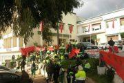 للأسبوع الثاني.. عمال النظافة بسلا يواصلون إضرابهم