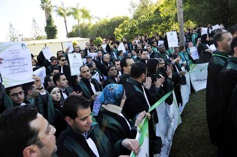 البام يدعو وزارة العدل لإخراج قانون مهنة المحاماة وبناء محاكم جديدة