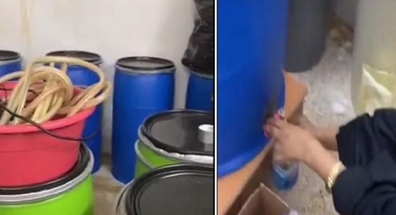 بعد الانفتاح الكبير.. البيوت في السعودية تتحول إلى مصانع للخمور (فيديو)