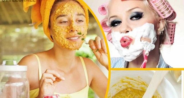 البيض والبابايا.. وصفات طبيعية لإزالة الشعر الزائد