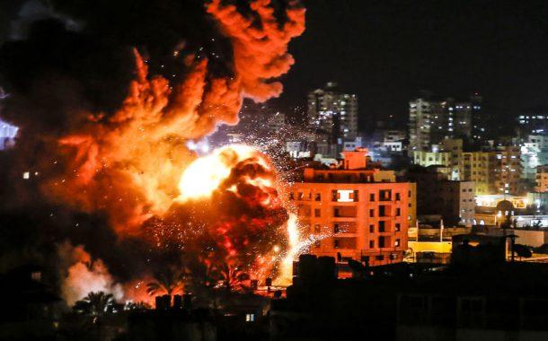26 قتيلا فلسطينيا في الغارات الاسرائيلية على غزة