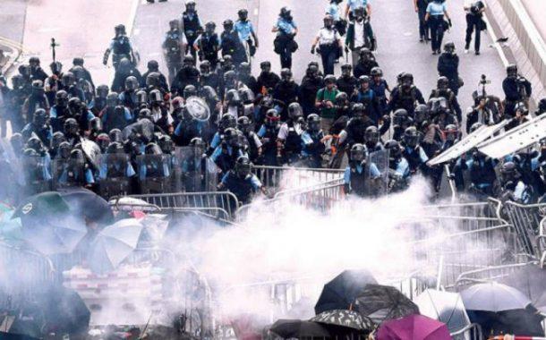 أحداث هونغ كونغ.. الخارجية تحدث