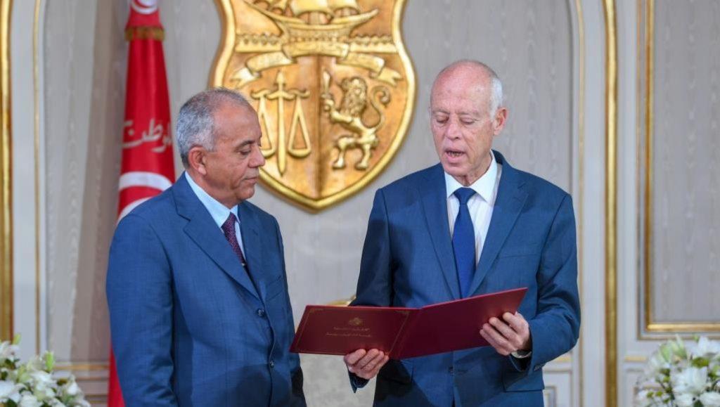 رسميا.. قيس سعيد يكلف الحبيب الجملي بتشكيل الحكومة التونسية