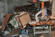تماس كهربائي يتسبب في حريق منزل بالبيضاء (صور)