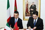 المغرب وإيطاليا يوقعان إعلان شراكة استراتيجية متعددة الأبعاد