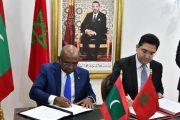 المغرب والمالديف يعززان علاقتهما بأربع اتفاقيات للتعاون الثنائي