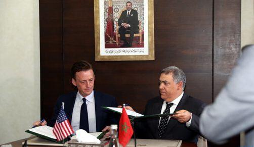 توقيع اتفاق للتعاون بين المغرب وهيئة تحدي الألفية يتعلق بحكامة العقار