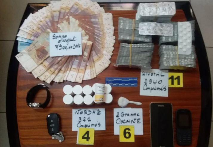 توقيف رجل وزوجته بسبب الاتجار في الأقراص المخدرة بالقنيطرة