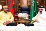 الملك يهنئ عاهل السعودية بمناسبة ذكرى اعتلائه عرش بلاده