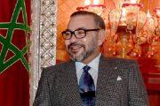 الملك يهنئ رئيس الجمهورية اللبنانية بمناسبة العيد الوطني لبلاده
