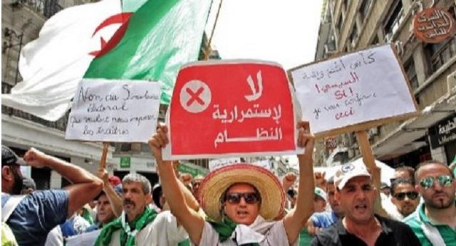 قبيل الانتخابات بالجزائر.. السلطة تخرج ورقة