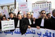 المحامون يستعدون للاحتجاج بسبب المادة 9 من قانون المالية