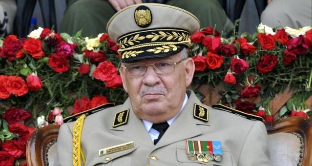 الجزائر تعلن وفاة قايد صالح