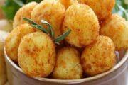 طريقة تحضير كرات البطاطس بالدجاج