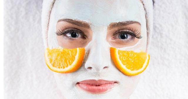 البرتقال لنعومة البشرة وجاذبيتها