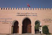 احتجاجا على قرارات الإدارة.. الطلبة يعتصمون بأروقة كلية الأدب بمكناس