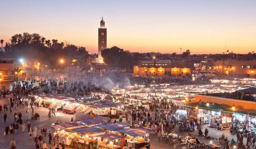 موقع ألماني: مراكش مدينة عجيبة ونافذة لإفريقيا المعاصرة