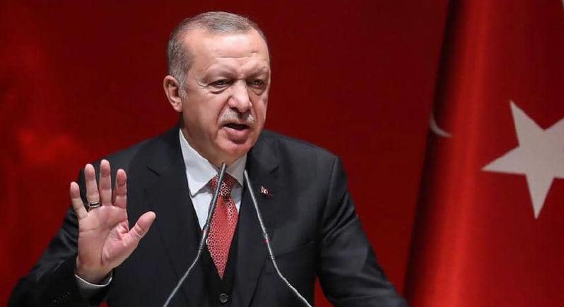 أردوغان: ''لا تشتروا المنتجات الفرنسية أبدا''