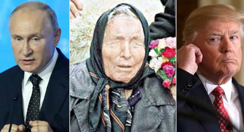 اغتيال بوتين ضمن تنبؤات العرافة العمياء