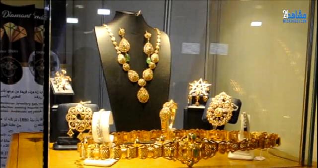 بالفيديو.. بالبيضاء.. معرض المجوهرات يستقطب مهنيين مغاربة وأجانب