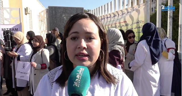 بالفيديو.. ستة مطالب تدفع الممرضين وتقنيي الصحة إلى خوض إضراب وطني