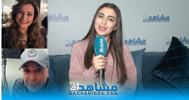 بالفيديو.. الممثلة ندى هداوي تكشف علاقتها بنجاة الوافي.. وهذه رسالتها لسعيد خلاف