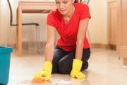 نصائح وحيل لتنظيف أرضية المطبخ