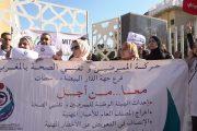بالصور.. الممرضون يشلون حركة المستشفيات ويحتجون على إهمال مطالبهم