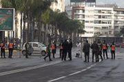 شغب ''ديربي البيضاء'' يسفر عن اعتقالات واسعة