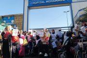 ''كلنا مع فدوى''.. صرخة من البيضاء لإنصاف الأشخاص في وضعية إعاقة (صور)