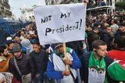 بعد قسم تبون.. الجزائريون يتعهدون بمواصلة الحراك تحت شعار