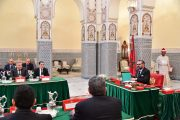الملك يترأس مجلسا وزاريا للمصادقة على مشروعي قانونين واتفاقيتين دوليتين
