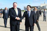 وزير الخارجية الأمريكي يحل بالمملكة وأجندة حافلة تطبع زيارته