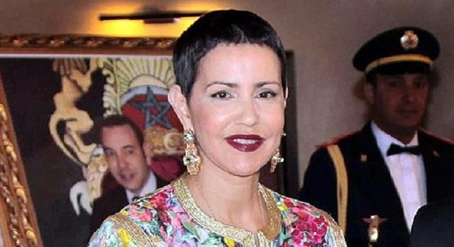 """الأميرة للا مريم تترأس بالرباط حفل تدشين """"البازار الدولي"""" للنادي الدبلوماسي"""