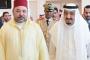 الملك يعزي العاهل السعودي في وفاة الأمير متعب
