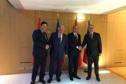 افتتاح أشغال الدورة الـ4 للمنتدى البرلماني الفرنسي المغربي بباريس