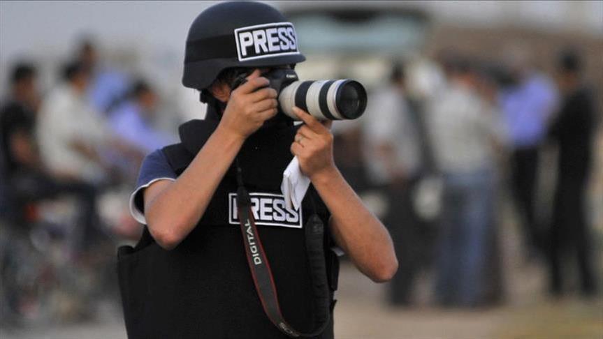 مراسلون بلا حدود تعلن مقتل 49 صحافيا في 2019