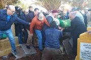 تشييع جثمان المصور الصحفي بلحسين بمقبرة الرحمة بالبيضاء