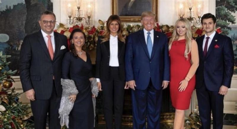 ميلانيا تحصي الدقائق لتطليق ترامب واستلام 50 مليون دولار!