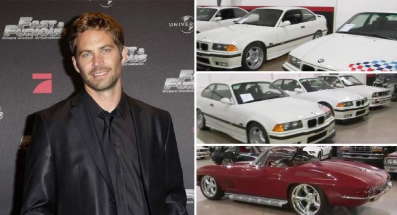 بأكثر من 2 مليون دولار.. بيع 21 سيارة للممثل الراحل Paul Walker