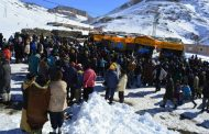 بسبب الثلوج.. الداخلية توزع عشرات الهواتف للتواصل مع ساكنة الجبال