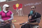 بالفيديو.. فؤاد وابتسام شابان يتحديان الإعاقة ويبرعان في رياضة