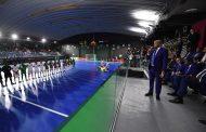 افتتاح نهائيات كأس إفريقيا لكرة القدم داخل القاعة