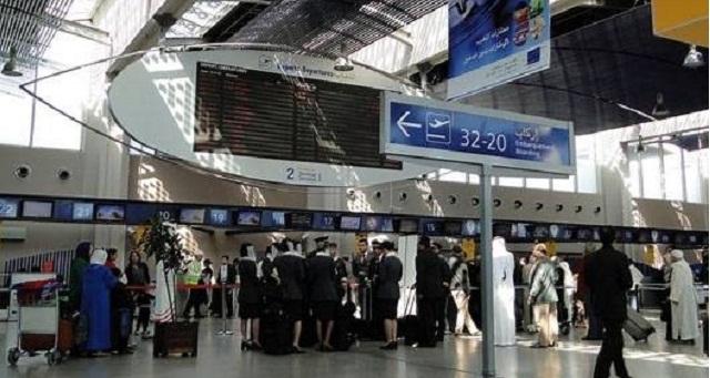 فيروس كورونا.. تشديد الإجراءات الوقائية بمطار محمد الخامس