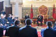 الملك يترأس توقيع اتفاقية لإنجاز البرنامج الوطني للتزويد بالماء الشروب والسقي
