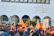 أساتذة النظامين الأساسيين يخوضون اضرابا ضد تجاهل أمزازي