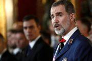 ملك إسبانيا يشيد بدفاع الجيش عن الدستور ونقاش البرلمان مؤشر على ولاية صعبة