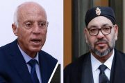 الملك يجري مباحثات هاتفية مع الرئيس التونسي