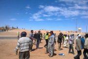 بالفيديو.. سكان مخيمات تندوف يعتصمون احتجاجا ضد قادة
