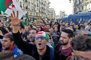 الجزائر.. اعتقال عشرات النشطاء في الجمعة الـ54